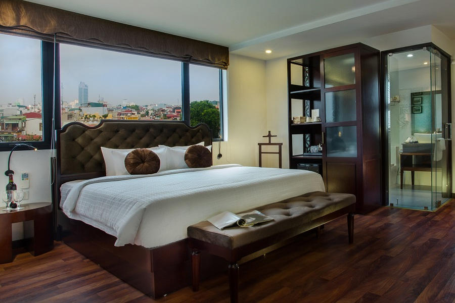 Rooms: Marvellous Accommodation